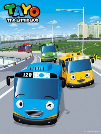 Tayo the Little Bus Poster