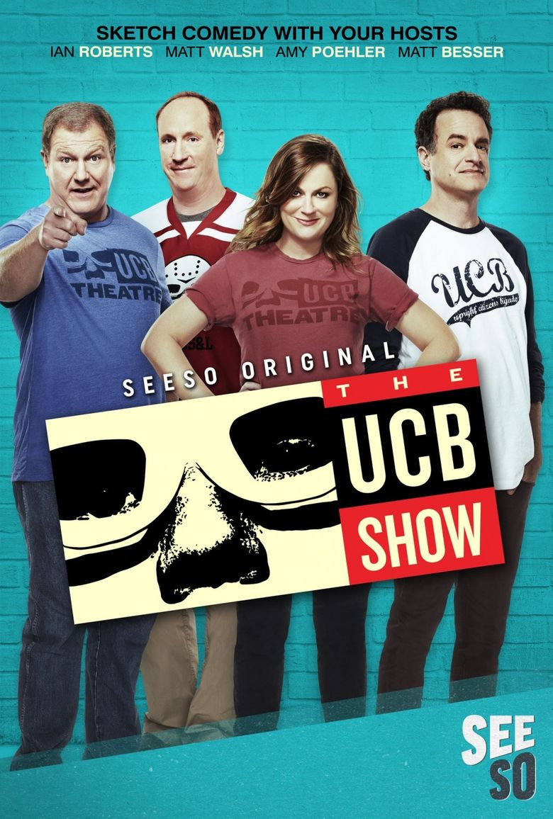 The UCB Show Poster