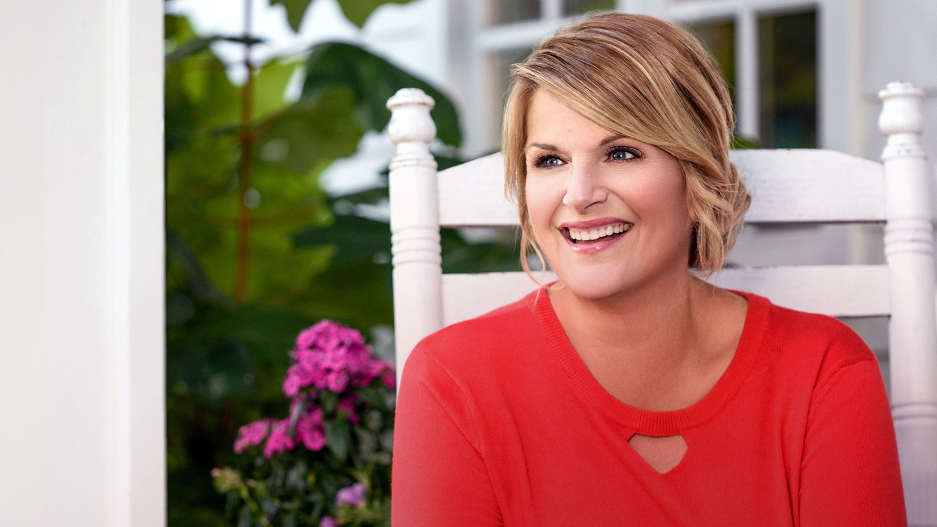 Season 11, Episode 01 Jeff Mauro Visits Trisha's Kitchen