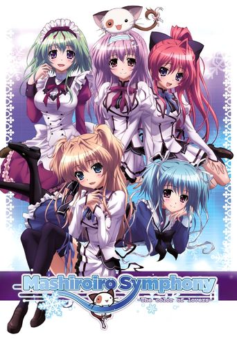 Mashiroiro Symphony: The Color of Lovers Poster