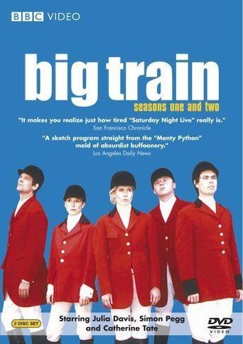 Big Train Poster