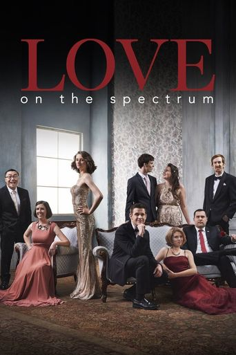 Love on the Spectrum Poster