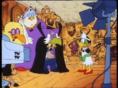 Season 02, Episode 06 Prime-Time Duck