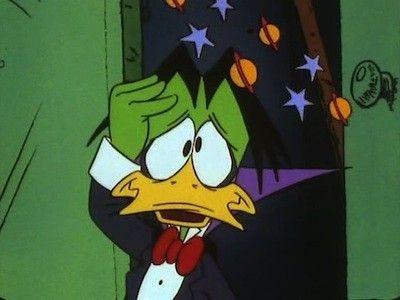 Season 02, Episode 15 Amnesiac Duck