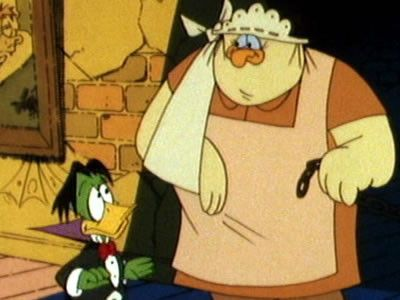 Season 01, Episode 08 Down Under Duckula