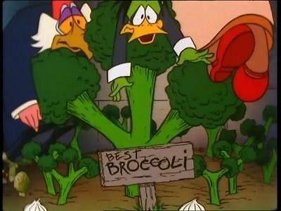Season 01, Episode 25 Duck and the Broccoli Stalk