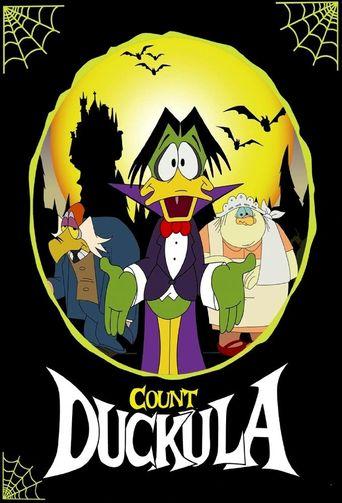 Count Duckula Poster