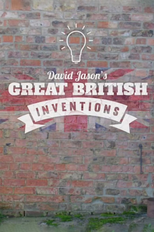David Jason's Great British Inventions Poster