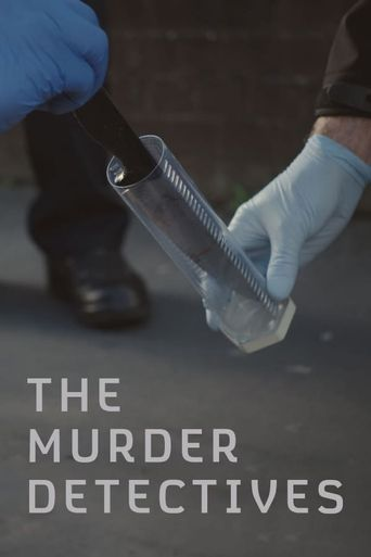 The Murder Detectives Poster
