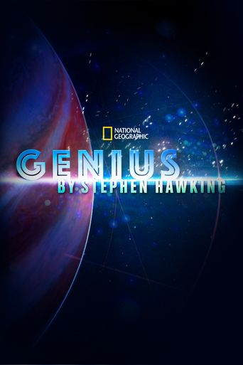 Genius by Stephen Hawking Poster