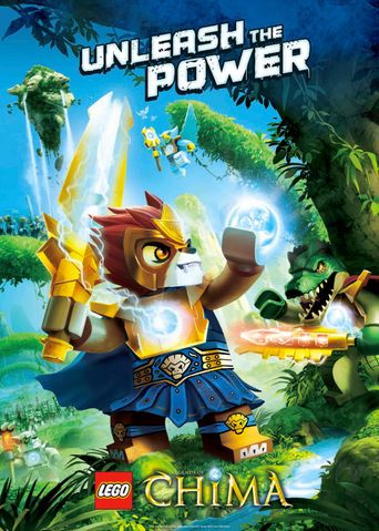 LEGO Legends of Chima Poster