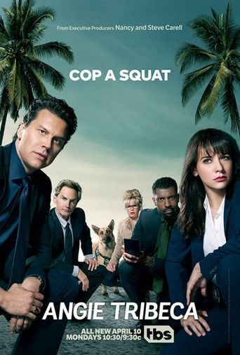 Watch Angie Tribeca