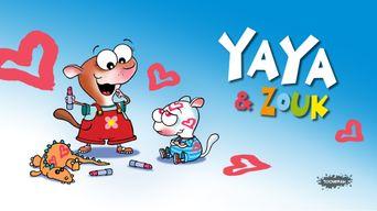 Yaya et Zouk Poster