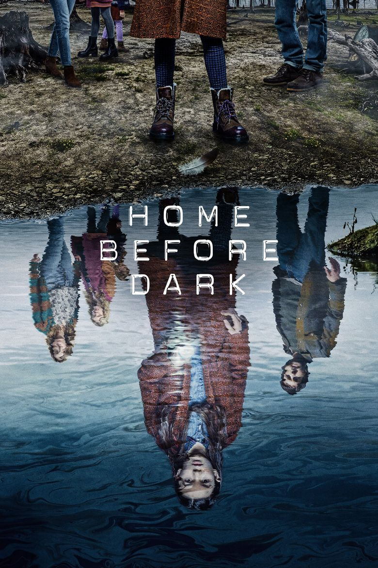 Home Before Dark Poster