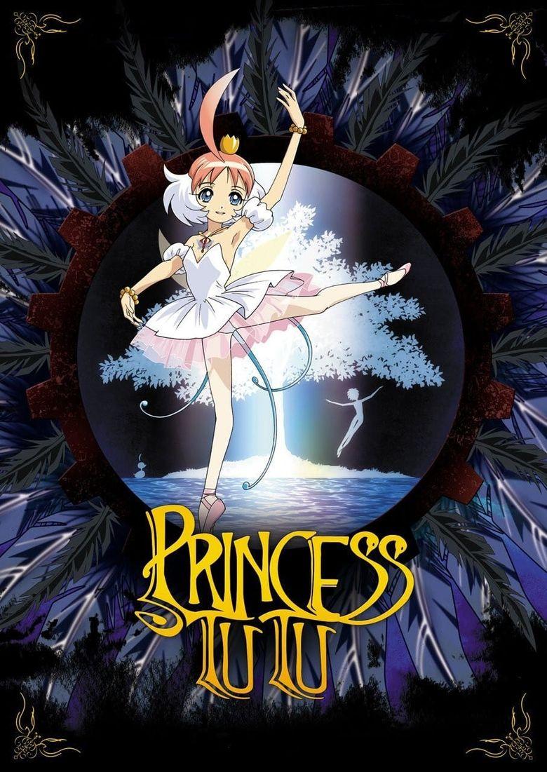 Princess Tutu Poster