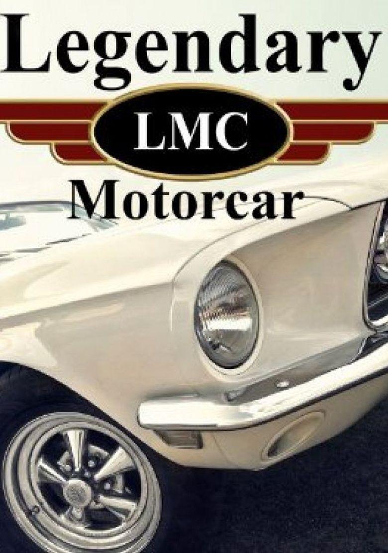Legendary Motorcars Poster