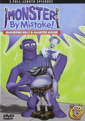 Monster by Mistake Poster