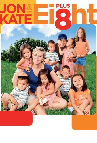 Jon & Kate Plus 8 Poster