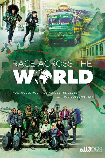 Race Across the World Poster
