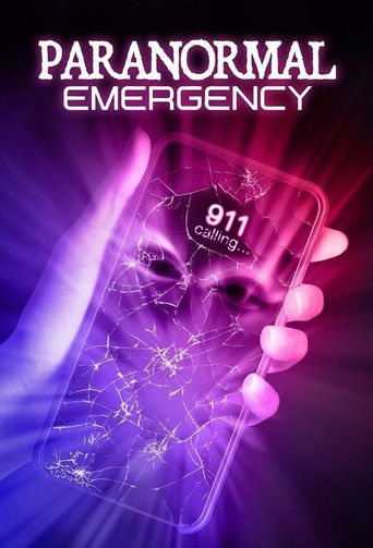 Paranormal Emergency Poster