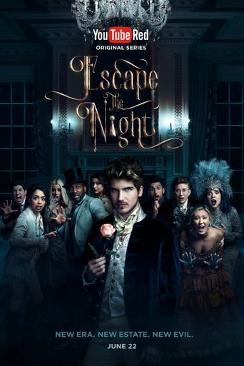 Escape the Night Poster