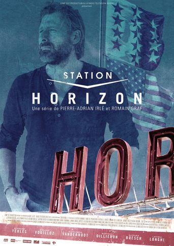 Station Horizon Poster