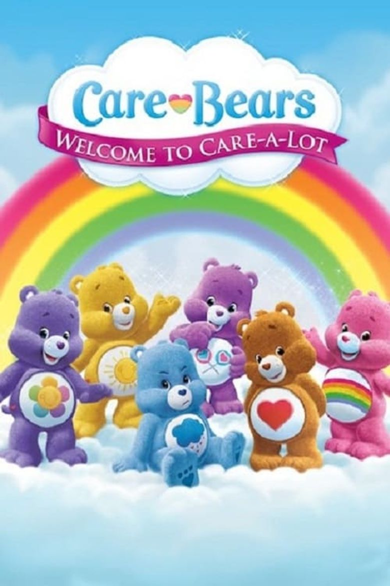 Care Bears: Welcome to Care-a-Lot Poster
