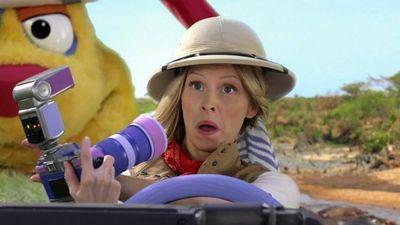 Season 08, Episode 04 Doggy Safari!