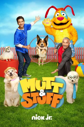 Mutt & Stuff Poster