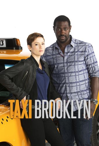 Taxi Brooklyn Poster