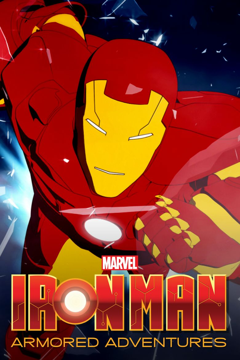 Iron Man: Armored Adventures Poster