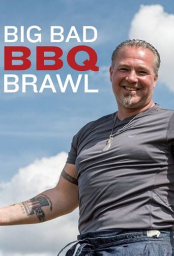 Big Bad BBQ Brawl Poster