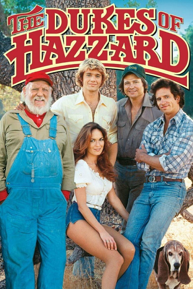 The Dukes of Hazzard Poster