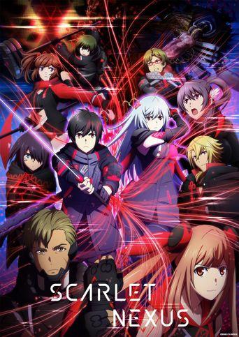 Scarlet Nexus Poster