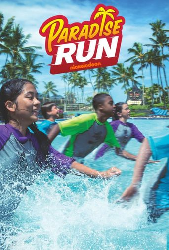 Paradise Run Poster