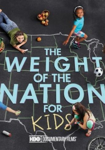 The Weight of the Nation for Kids Poster