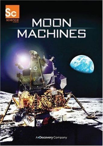 Moon Machines Poster