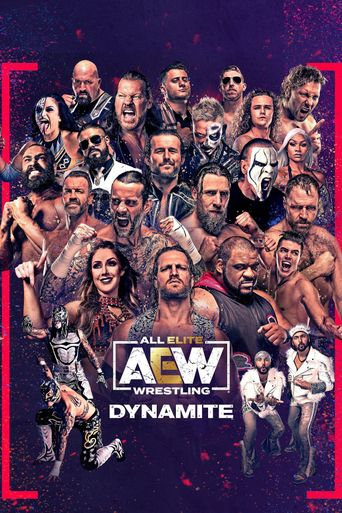 All Elite Wrestling: Dynamite Poster
