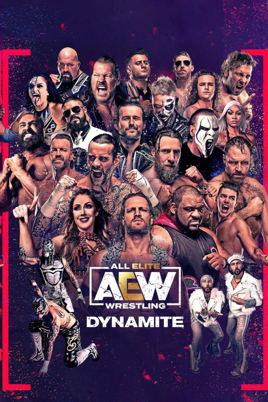 All Elite Wrestling: Dynamite Poster