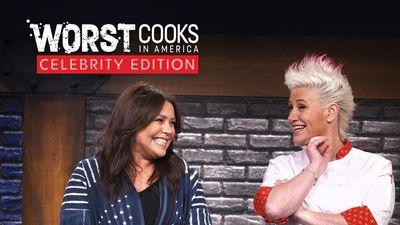 Season 11, Episode 07 Celebrity: Tin Foil Chefs