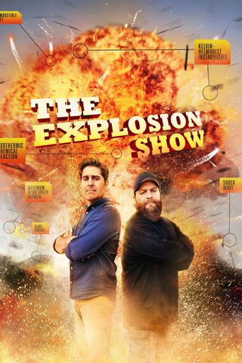 The Explosion Show Poster