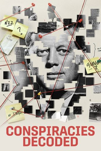 Conspiracies Decoded Poster