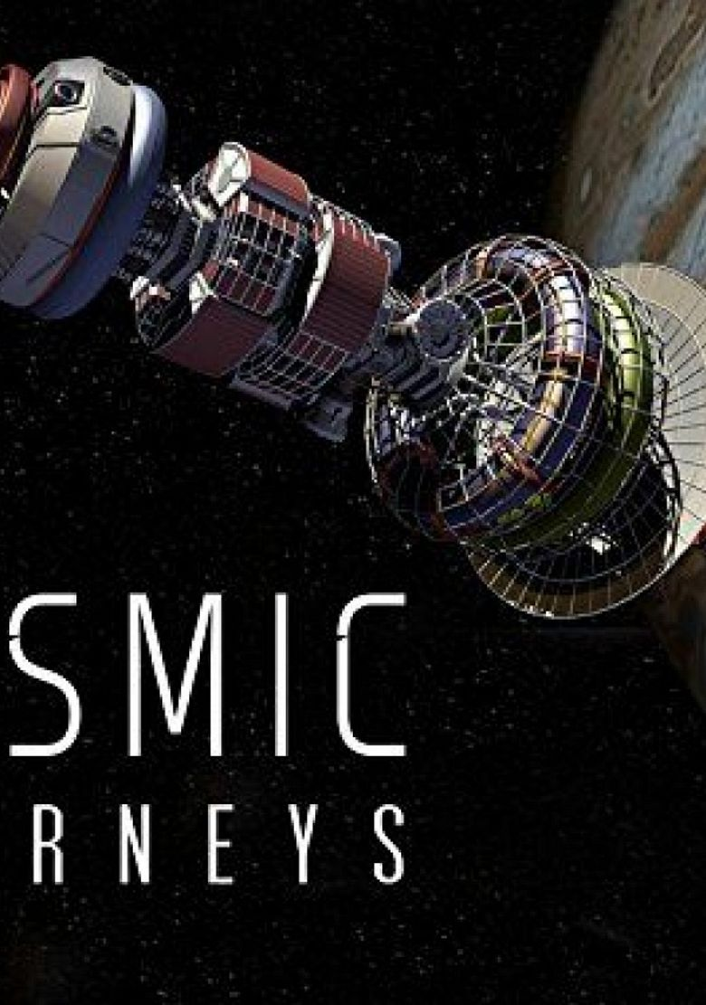 Cosmic Journeys Poster