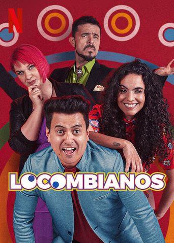 Locombianos Poster