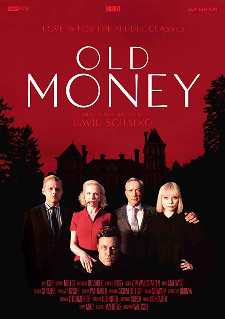 Old Money Poster