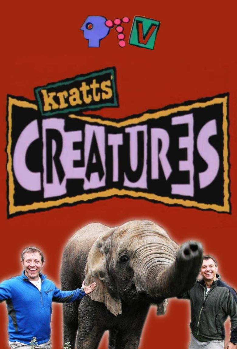 Kratts' Creatures Poster