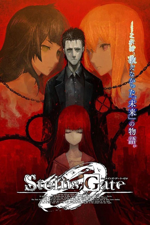 Steins;Gate 0 Poster