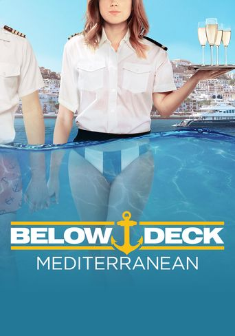Below Deck Mediterranean Poster