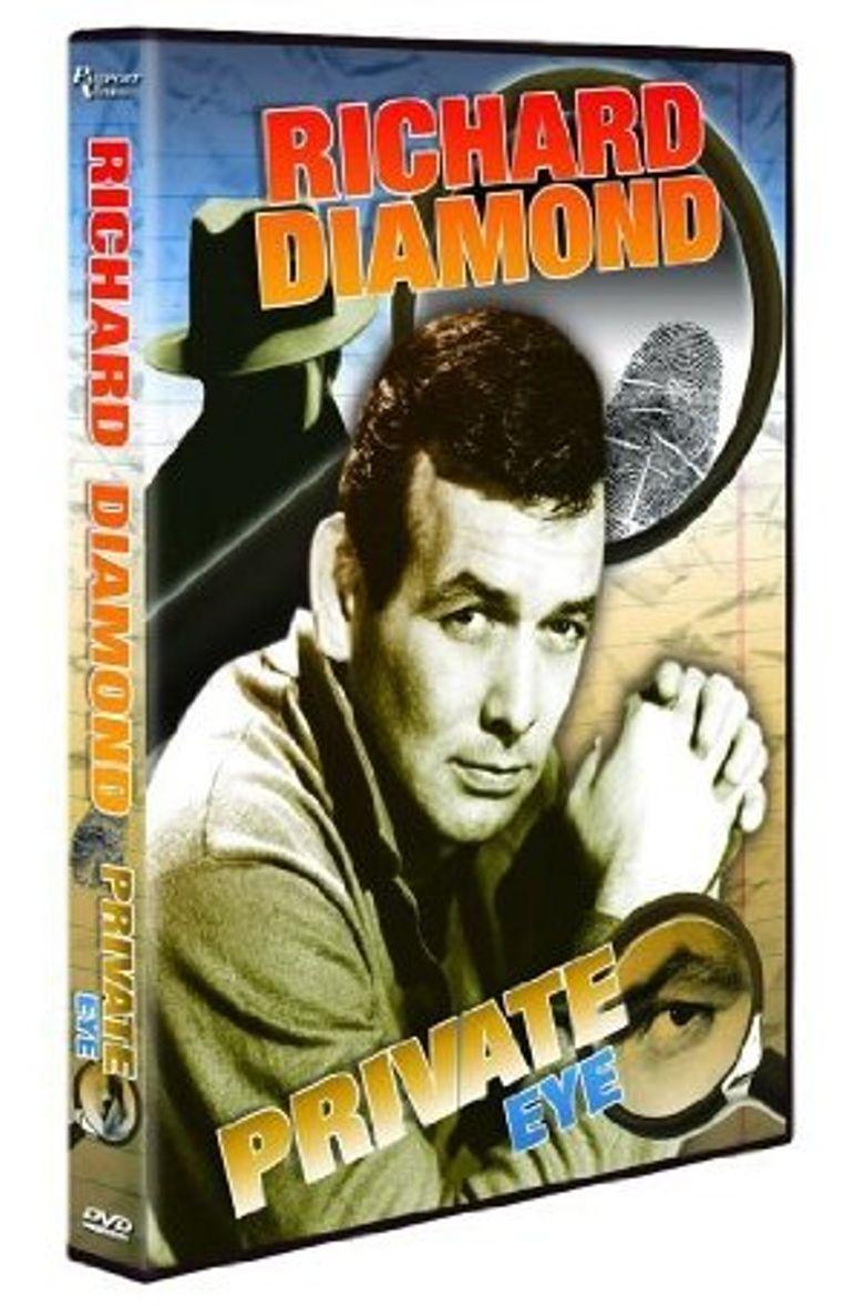 Richard Diamond, Private Detective Poster
