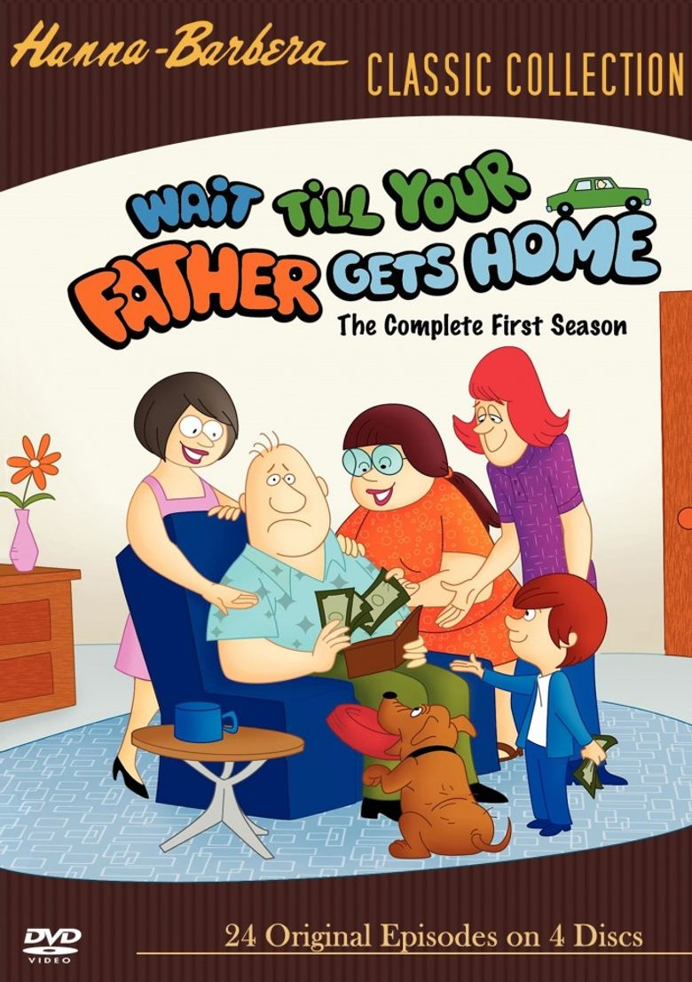 Wait Till Your Father Gets Home Poster